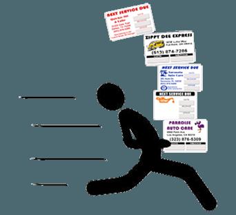 Custom Oil Change Stickers Custom Oil Change Labels